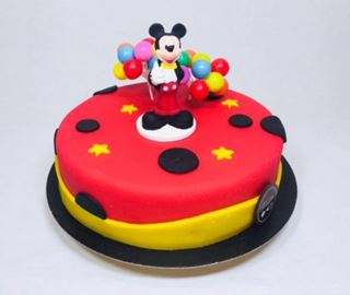 MICKEY MOUSE IJSTAART