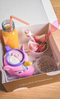 Kinderbox unicorn